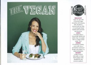 Prevention Magazine: The Vegan