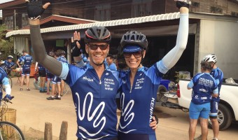 Giving Back – 500kms in 5 days!